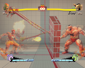 Cesta pouličního zápasníka: Ultra Street Fighter 4 Tutoriál, 1. díl — Pohyb
